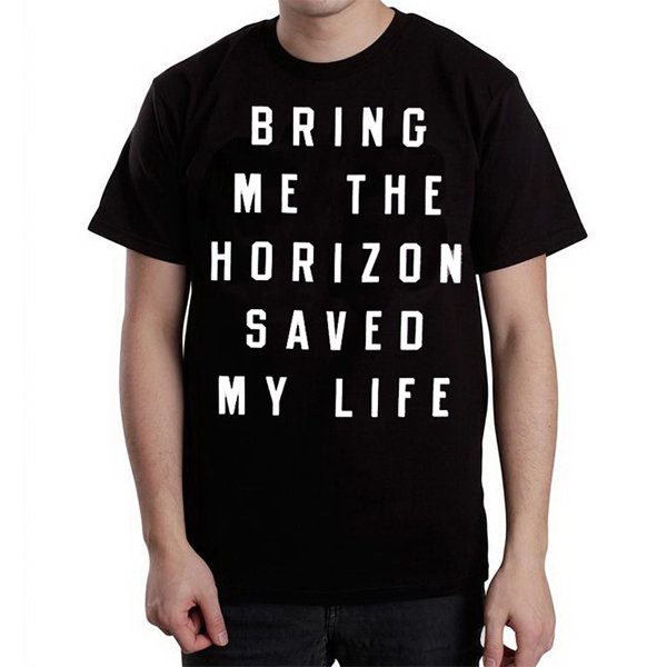 Футболка - Bring Me The Horizon