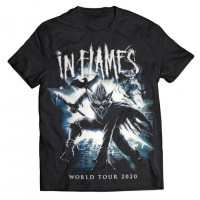 Футболка In Flames (World tour)