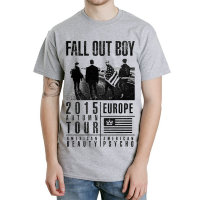Футболка - Fall Out Boy(Vintage Tour)
