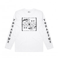 Футболка - While She Sleeps (Silence Speaks Longsleeve)